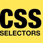CSS 網頁設計,CSS Selectors,id 或 class 中間名選擇,多重選擇法
