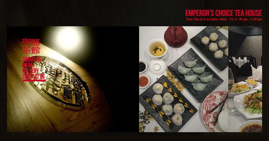 Sydney Yum Cha - Emperor Choice Tea House , 茶館, 下午茶, 輕食